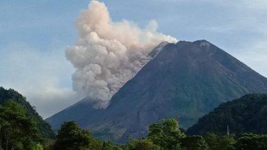 Gunung Merapi Mengamuk, Dalam 24 Jam Gempa 191 Kali, Semburkan Lava dan Awan Panas